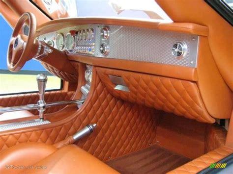 spyker interior tropicana orange leather interior 2008 spyker c8