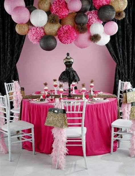 party themes original 18 chic 40th birthday party ideas for women shelterness