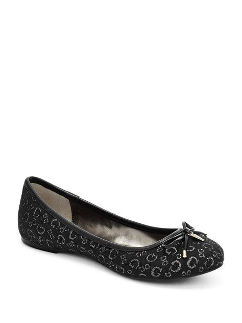 guess shoes flats guess s gracie ballet flats ebay