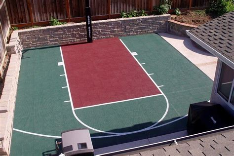 backyard basketball court tiles backyard basketball court tiles best backyard basketball