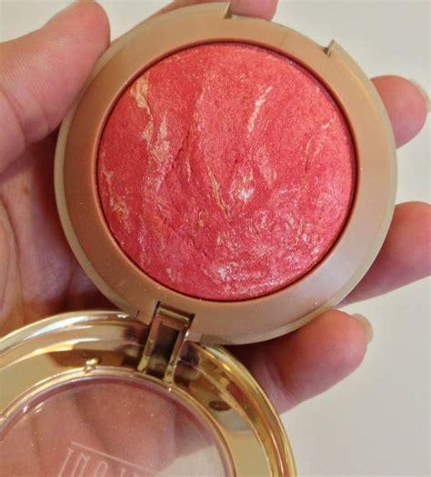 Milani Baked Blush Coralina milani coralina blush makeup