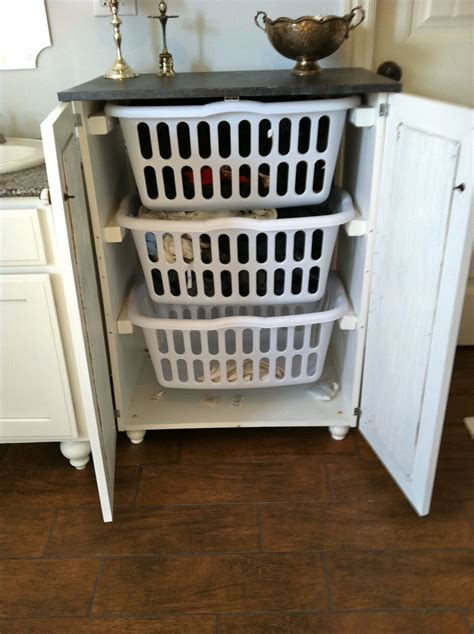 corner laundry hamper   perfect solution homesfeed