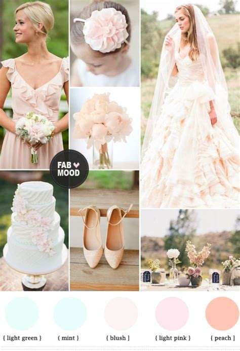 蝴lub i wesele w pastelowych barwach 蝴lub na g蛯owie