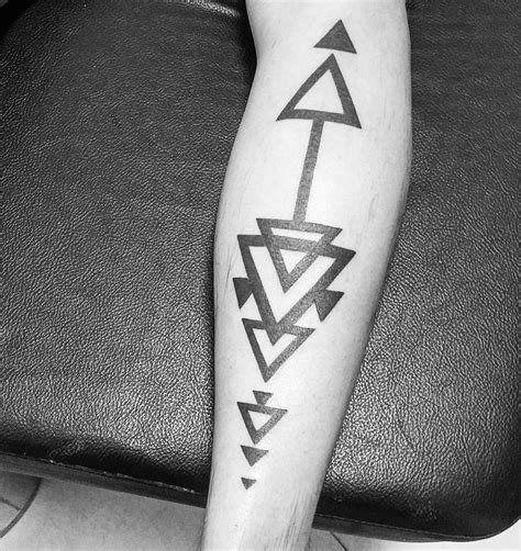 penrose triangle tattoo 65 best triangle designs meanings sacred