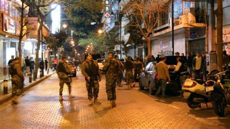 starbucks coffee shop at hamra street beirut stock photo lebanese army foils suicide bombing in beirut the