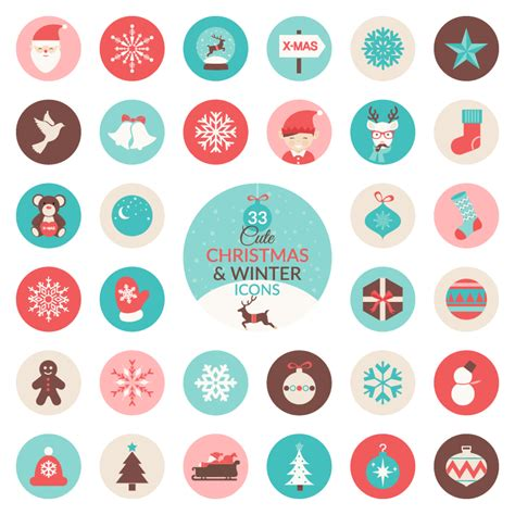 icon pattern svg free christmas icon bundle in svg png formats icon set