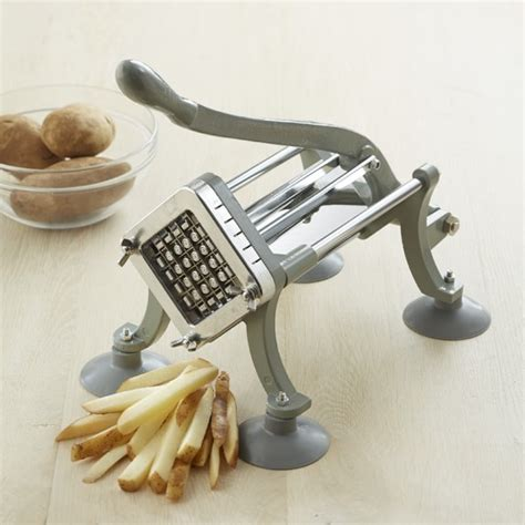 Weston French Fry Cutter & Blades   Williams Sonoma