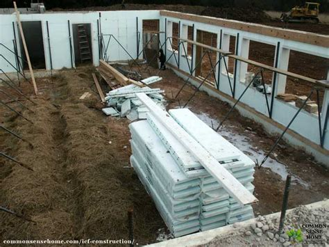 icf construction what you need to know about an icf home
