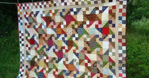 Way Quilt by Park Hill Farm The Muddy Way Quilt