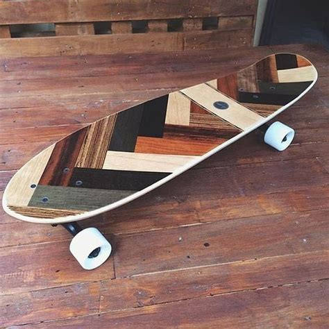 woodworking skills beautiful deck from beyouskateboards the