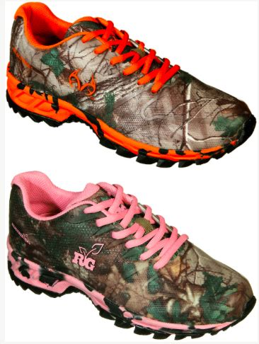 realtree athletic shoes dominion