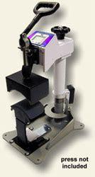 yolö geo knight digital combo dc16 heat press cap