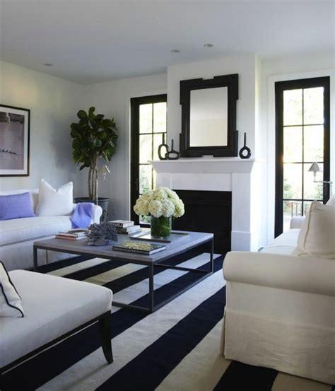 wohnzimmer schnitte schnitt modernes wohnzimmer schwarz weiss mit modern