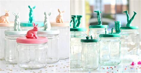 decorare i tappi dei barattoli scoprite come riciclare barattoli di vetro tuttogreen