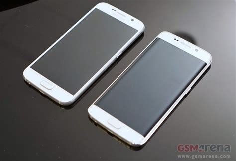 Samsung S6 Gsmarena samsung unpacks galaxy s6 and galaxy s6 edge at mwc 2015