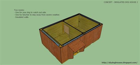 free insulated dog house plans insulated dog house plans dog houses dog stuff pinterest