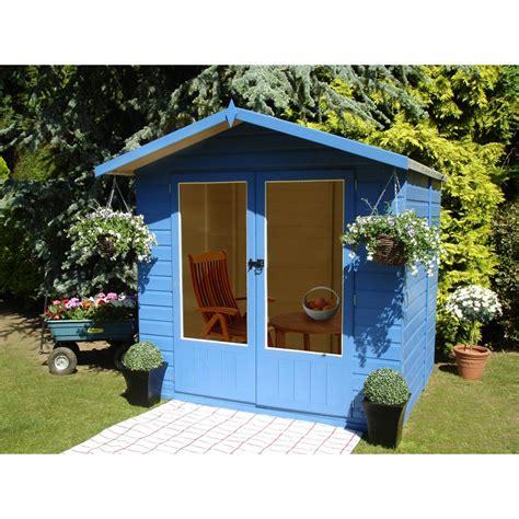 7x5 Sheds For Sale by Avance Summerhouse 7x5 Shiplap