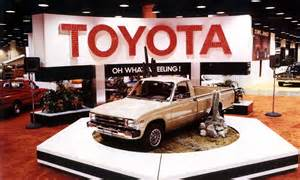 Wheels Phone Truck 1983 Show History Chicago Auto Show 2015