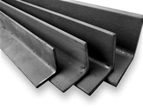 Metal L by Steel Angles L Shaped Angle Steel Handy Steel Stocks