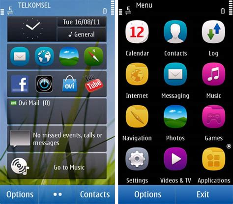 nokia c3 technology themes nokia c3 themes mobile 9 free hd wallpapers