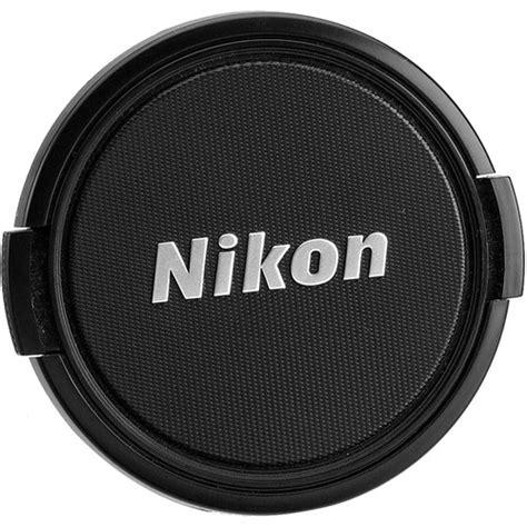 nikon 62mm snap on lens cap 4748 b h photo
