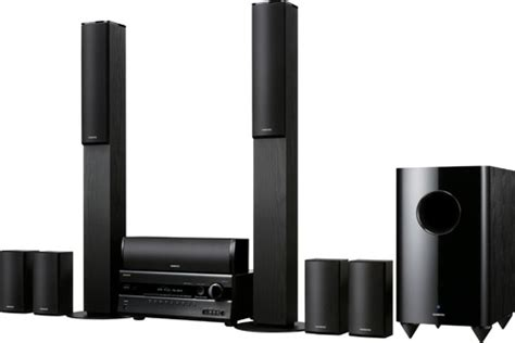 onkyo unveils ht s7200 and ht s6200 7 1 home theater