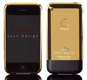 Home Design Gold Edition Apple Iphone Limited Gold Edition