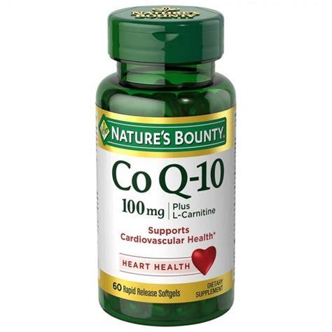 Best Seller Nature S Plus Dhea 25 Mg nature s bounty co q 10 plus l carnitine 100 mg softgels