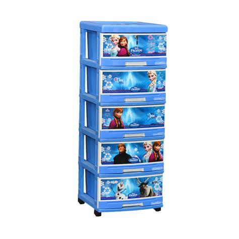 Tempat Tidur Napolly Frozen jual napolly sfc2 5000 froz frozen lemari 5 susun