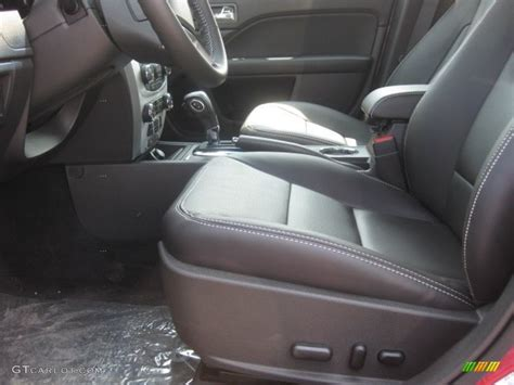 2012 Ford Fusion Sel Interior by Charcoal Black Interior 2012 Ford Fusion Sel Photo