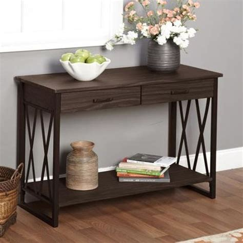 accent entry table new sofa table with drawers entry way entrance foyer