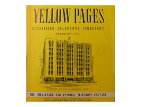 White Or Yellow Pages On Birth Of Whitepages In Usa Brazil And Other Countries