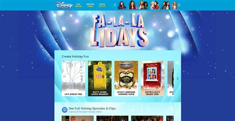 Disney Channel Sweepstakes - disney channel s dazzle your holiday sweepstakes