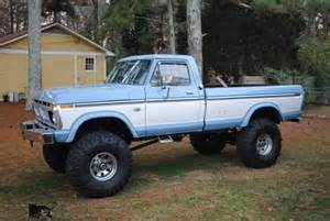 Ford F250 Highboy For Sale 1976 Ford F250 4x4 Highboy For Sale Images
