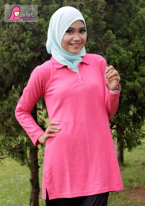 Tunik Callista callista shocking pink miulan boutique
