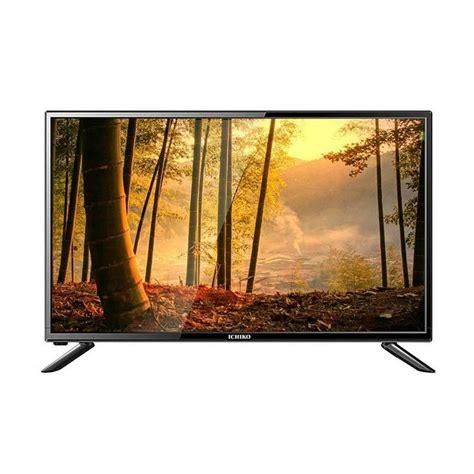 Tv Ichiko 19 Inch jual ichiko s3298 led tv hitam 32 inch harga