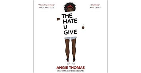 470044 the hate u give the hate u give by angie thomas