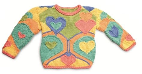 heart intarsia pattern ravelry heart to heart sweater pattern by kelly klem