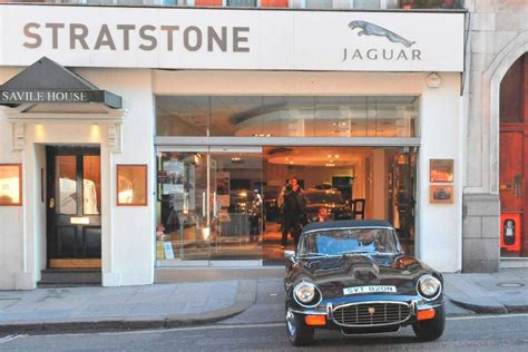 Stratstone Mayfair Jaguar Stratstone To Sell Classic Jaguars Motoring News