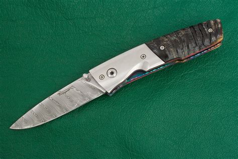 Handcrafted Pocket Knives - custom folding knives pocket knife knives