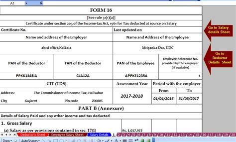 section 5a of income tax act salary exemption under section 10 28 images exemptions