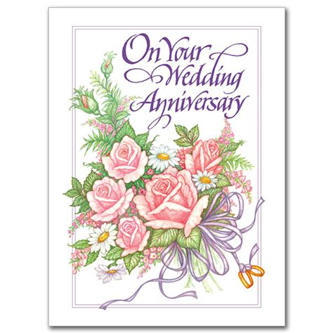 30th Wedding Anniversary Card Verses by On Your Wedding Anniversary Wedding Anniversary Card