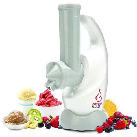 Blender Yonanas the yonanas fruit soft serve maker fulfills your sweetest