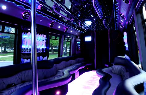 limousine bus party bus ta party bus party bus rental