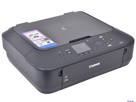 Printer Canon Three In One canon pixma mg5540 a4 3 in 1 printer canon driver