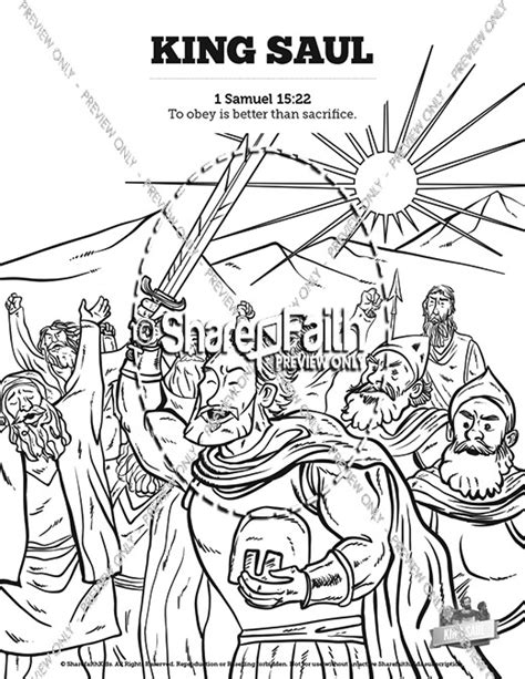 Search Results For David And Saul Word Search Calendar King Saul Coloring Page