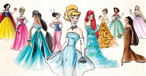new princess fairytale concept the disney disney princess designer collection concept flickr