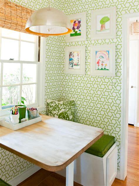Wallpaper Backsplash For Kitchen