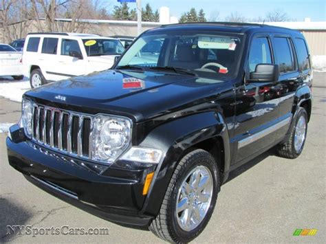 2008 Jeep Liberty Limited 4x4 2008 Jeep Liberty Limited 4x4 In Brilliant Black