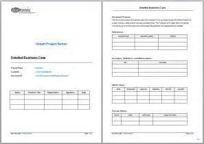 business case template vnzgames
